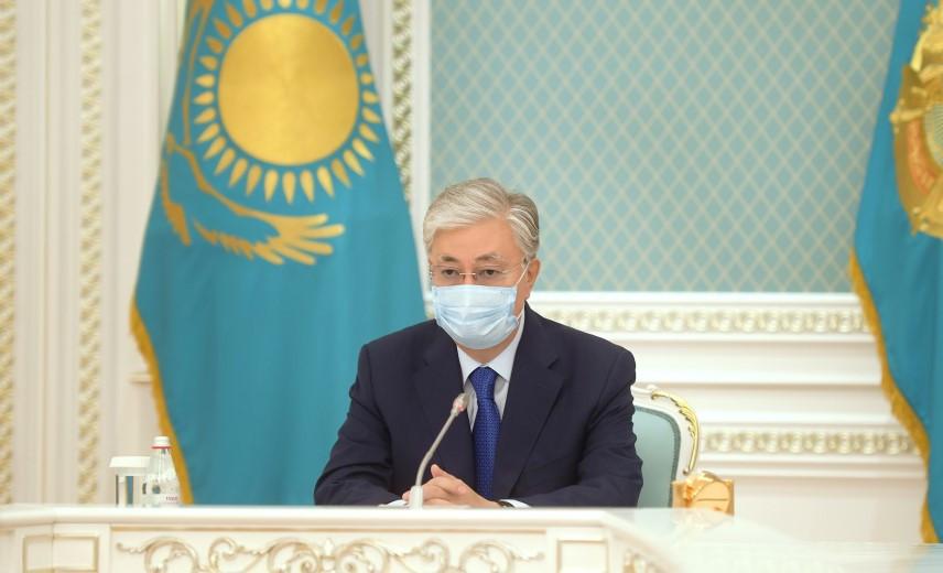 Қ. Тоқаев автомобиль жолдары комитеті басшысы мен бірнеше әкім орынбасарын қызметінен босатты