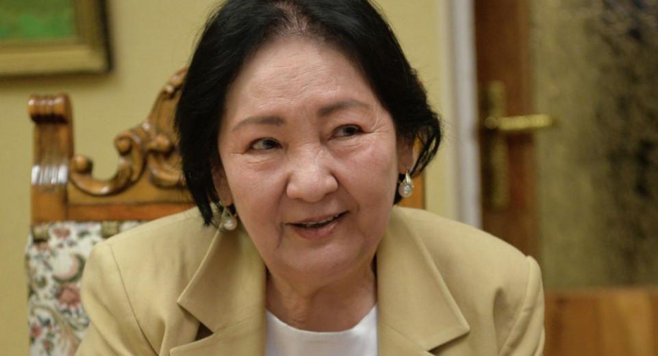 Не стало вдовы Чингиза Айтматова