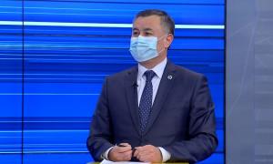 Сайран Сайфеденов ответил на вопросы алматинцев