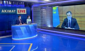Б. Сагинтаев: в Алматы усилен контроль за качеством ремонта дорог