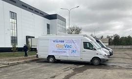 Отгружена первая партия казахстанской вакцины QazVac (QazCovid-in) против COVID-19