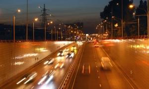 Свыше 1300 светильников установят вдоль 11 магистральных улиц Ауэзовского района