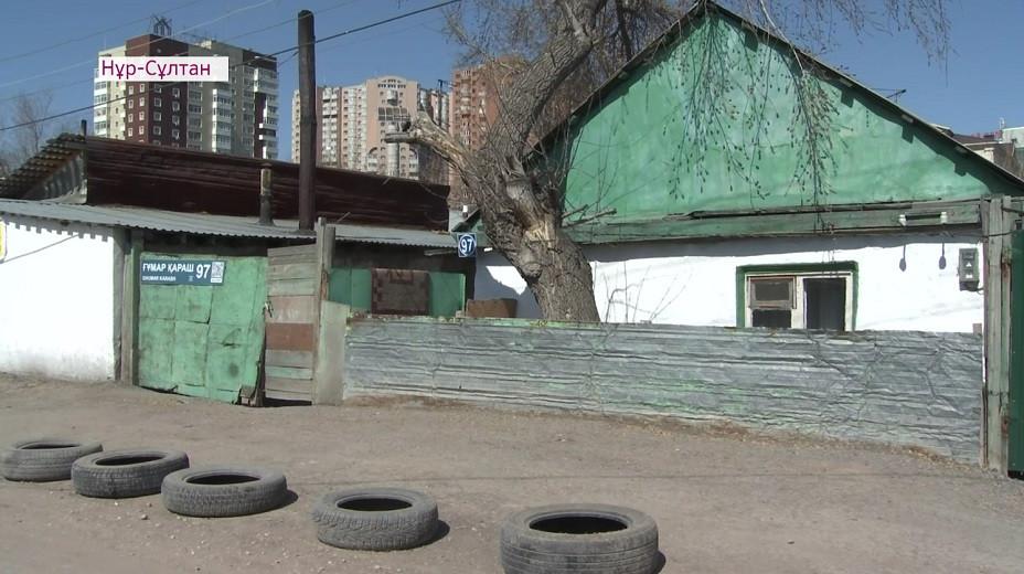 Разбитые дороги и шум: жители столицы требуют сноса их домов