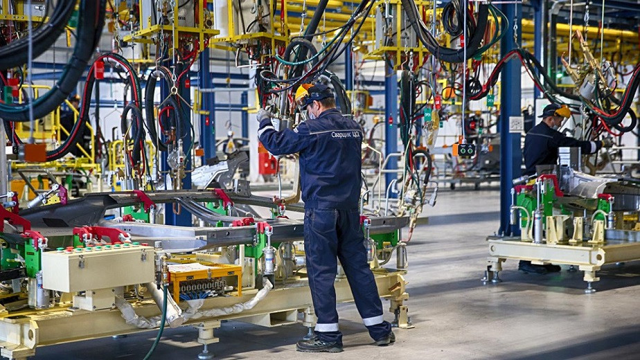 В Алматы самый высокий в стране рост объема производства в обрабатывающей промышленности