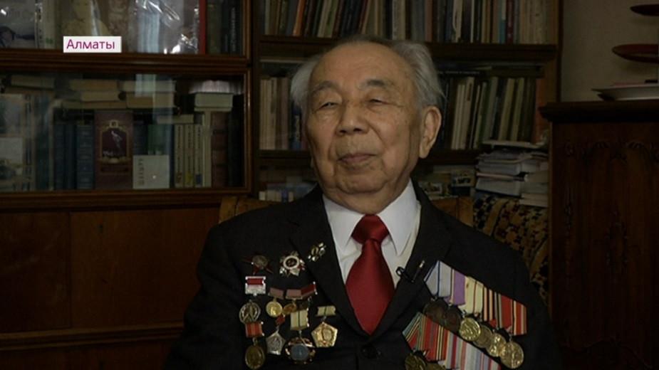 Казахстанский ветеран рассказал об участии в ликвидации одного из близких соратников Гитлера