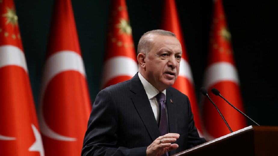 Ердоған АҚШ-тың армян геноциді туралы мәлімдемесіне жауап берді