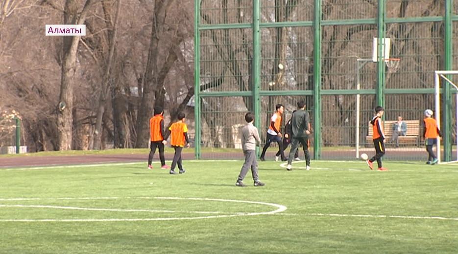 Болашақ ұрпаққа қажет: Алматының шеткі аудандарында 6 дене шынықтыру-сауықтыру кешені салынып жатыр