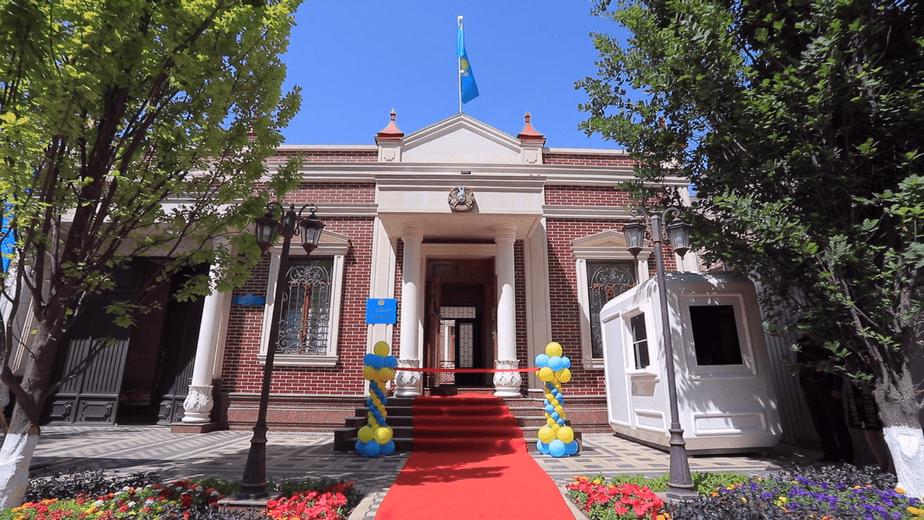 Генеральное консульство Казахстана открылось в Самарканде