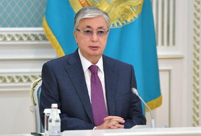 Касым-Жомарт Токаев поздравил православных казахстанцев с Пасхой