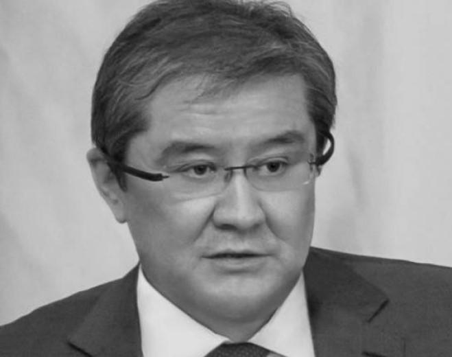 Не стало руководителя Департамента госдоходов г. Алматы Агжигита Бекбердиева