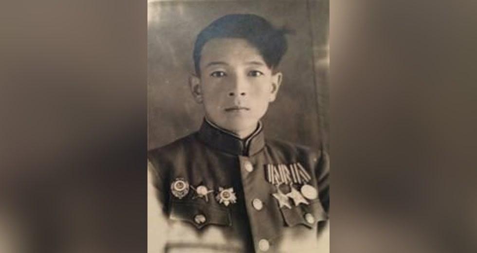 Солдаты Великой Победы: разведчик Камбар Сарсен