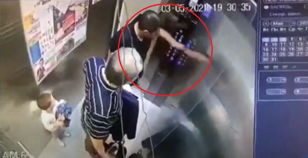Узнал о смерти друга: правонарушитель объяснил свое поведение в лифте
