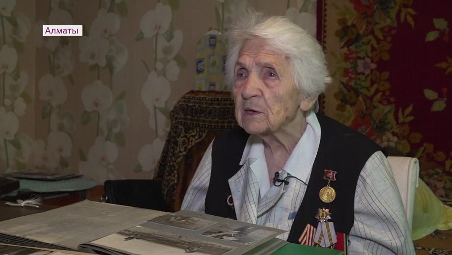 Любите Родину: 99-летняя Нина Крылова поделилась воспоминаниями о Великой Победе
