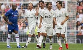 Ничья после первого матча: «Челси» и «Реал Мадрид» разыграют путевку в финал Лиги Чемпионов