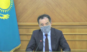 Б. Сағынтаев: Қаланың коммуналдық қызметтері қолайсыз ауа райының зардабын жоюға дайын екенін көрсетті