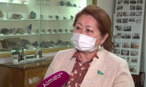 Депутаты сената посетили Satbayev University в Алматы