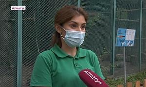 Приятное с полезным: в Алматинском зоопарке открылся прививочный пункт