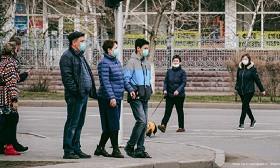 """Коронавирус в Казахстане: в """"красной"""" зоне шесть регионов"""