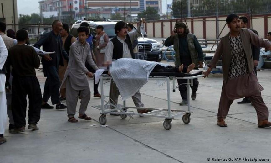 Қабулда болған жарылыстан 85 адам қаза тауып, 150 адам жарақаттанған