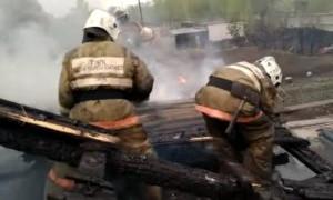 Лесной пожар в Восточном Казахстане: есть жертва и пострадавшие