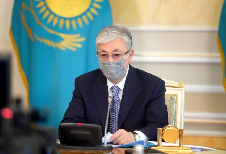 Пожар в ВКО: Касым-Жомарт Токаев взял ситуацию на личный контроль