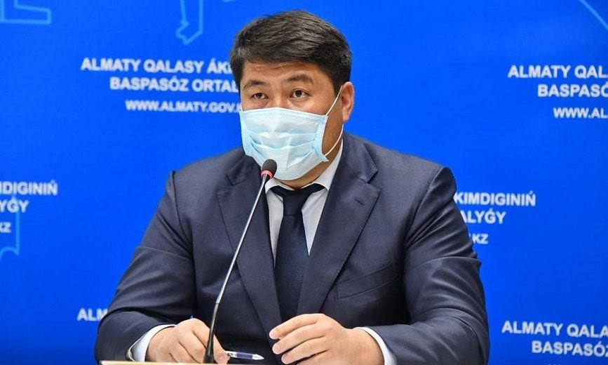 Аким Медеуского района Асет Масабаев ответит на вопросы алматинцев в программе Akimat LIVE