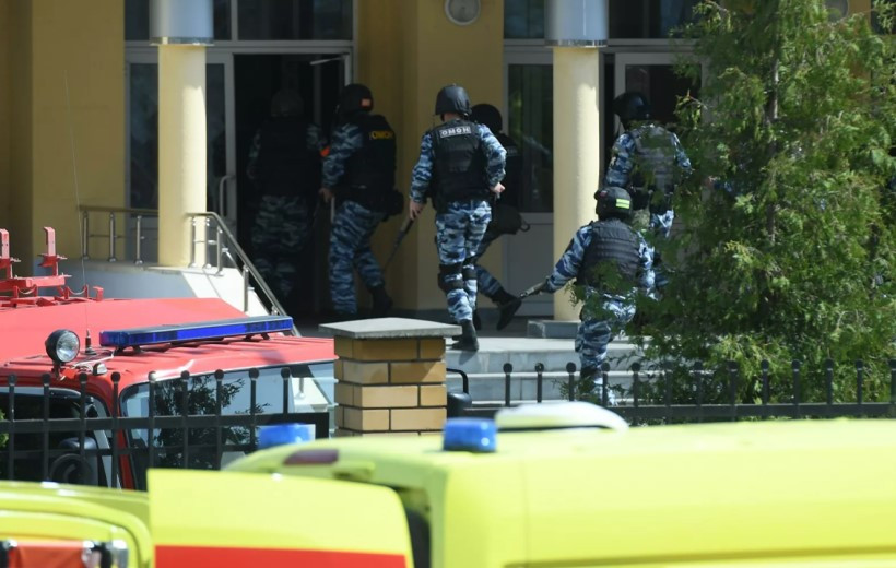 Что известно о кровавой бойне в школе Казани