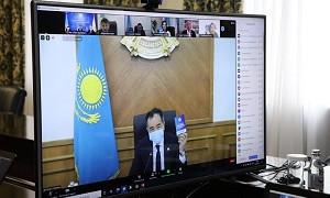 Алматы занимает первое место в стране по количеству первичных организаций Nur Otan