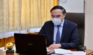 Е. Бабакумаров провел совещание по усилению мер безопасности в организациях образования