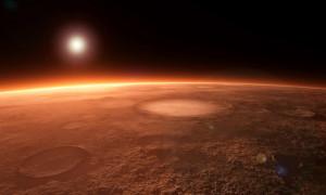 Китайский космический аппарат успешно сел на поверхность Марса - видео