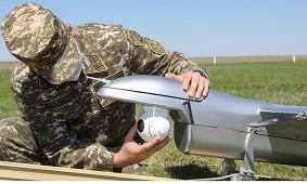 """Казахстанский беспилотник """"Шағала"""" успешно прошел очередные испытания"""