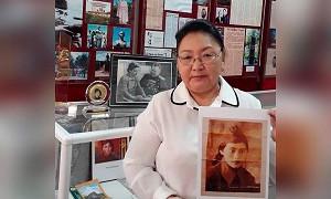 Әлия Молдағұлованың еш жерде жарияланбаған фотосы табылды