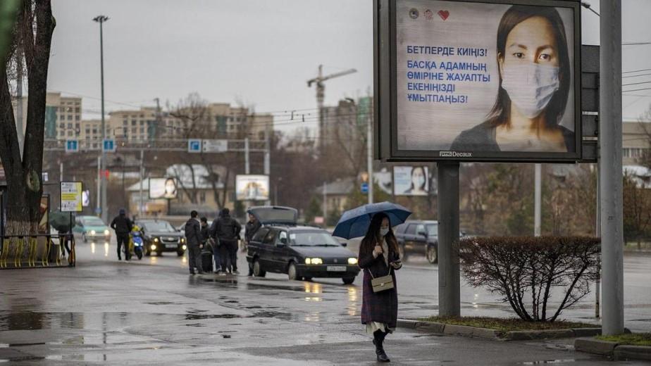 COVID-19: Алматинская область вернулась в «красную» зону