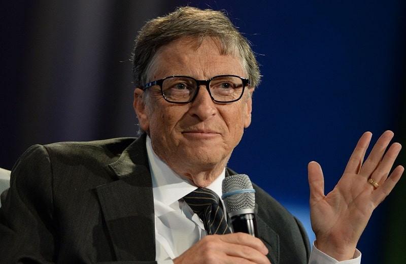 Служебный роман: СМИ назвали причину ухода Билла Гейтса из совета директоров Microsoft