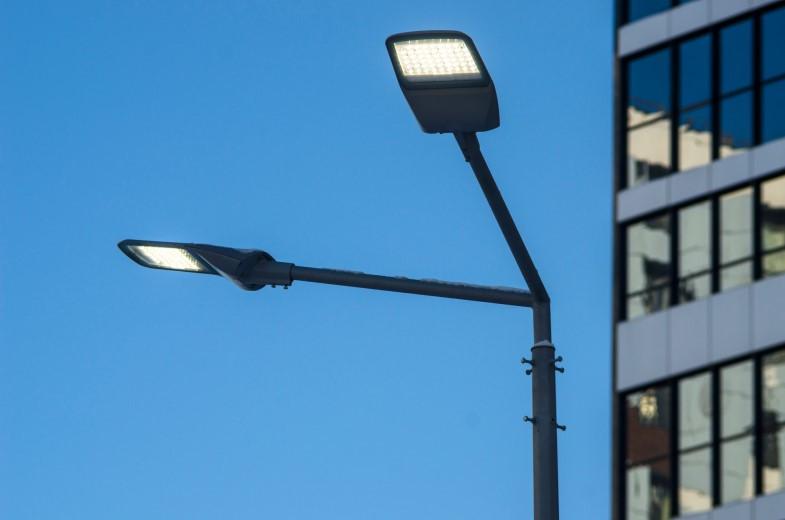 Вопрос взят на контроль: уличное освещение в мкр. Улжан-1 появится в течение двух недель