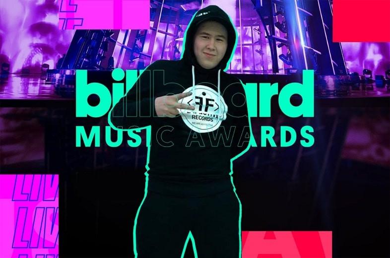 Почти как Grammy: Imanbek получил еще одну музыкальную награду