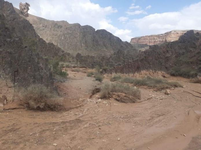 Спасена девочка, пропавшая в Чарынском каньоне