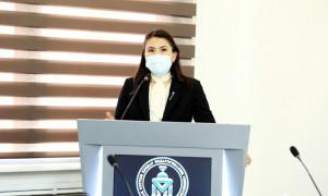 35 жастағы Гүлмира Қанай Алматыдағы университет ректоры болды