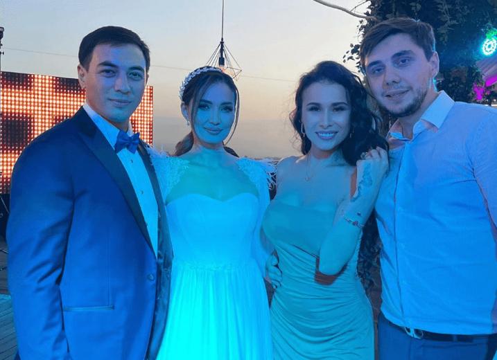 Актриса Сая Оразгалиева вышла замуж во второй раз