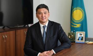 Эрнар Курмашев назначен штатным советником акима Алматы по креативной экономике
