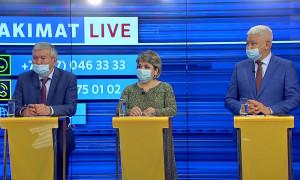 Общественный совет: Р. Алшанов, З. Байсакова, Б. Джапаров ответили на вопросы алматинцев