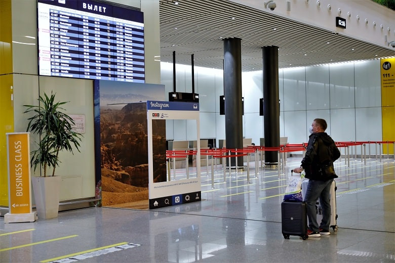 Как казахстанцам проверить запрет на выезд из страны