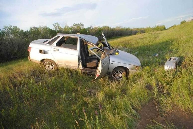 Полицейский попал в ДТП и скончался в Западно-Казахстанской области