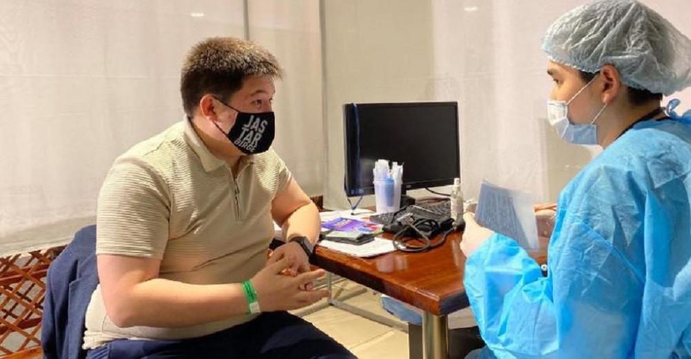 Нурсултан Беккайров: Я доверяю казахстанским ученым, поэтому выбрал QazVac