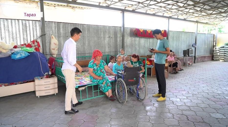 Мать с 16 детьми осталась на улице в Таразе