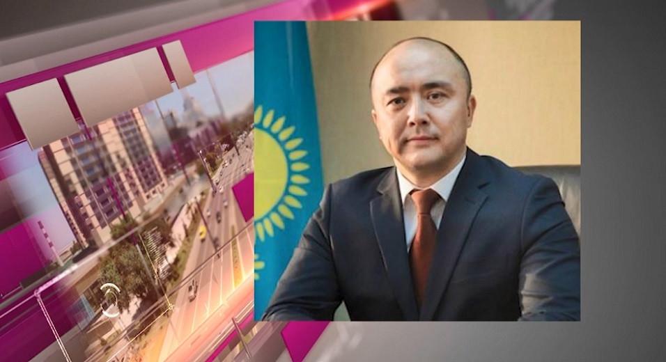 Сегодня Алмас Батанов ответит на вопросы горожан в эфире Akimat LIVE