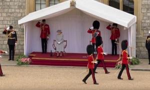 Елизавета II отпраздновала 95-летие во второй раз