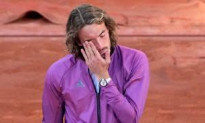 Трагедия в семье греческого теннисиста: бабушка Циципаса умерла перед финалом Roland Garros