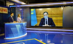 Эпидситуация в Алматы: Б. Сагинтаев призвал молодых людей проявлять сознательность