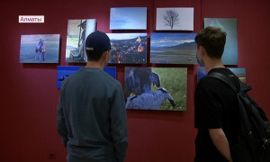 В Алматы открылась фотовыставка Бахыта Кайырбекова